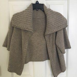 MNG by mango soft wool sweater zipper